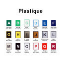 Plastique 30 x 20 cm - image 2